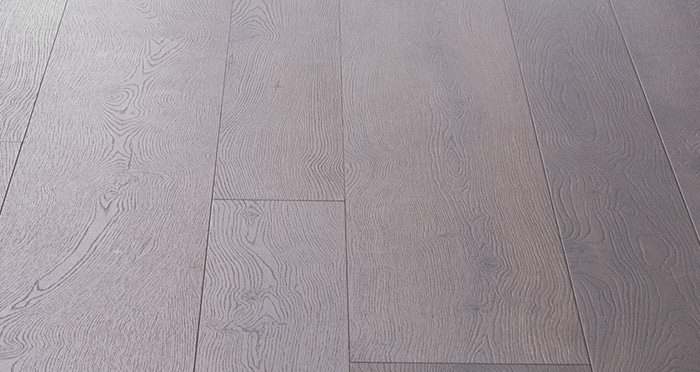 Barnwood Multi Width - Coastal Grey Oak Laminate Flooring - Descriptive 1