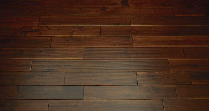 Deluxe Handscraped Acacia Solid Wood Flooring - Descriptive 6
