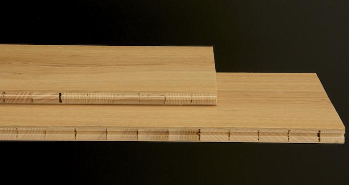Supreme Natural Oak Brushed & Oiled Engineered Wood Flooring - Descriptive 1