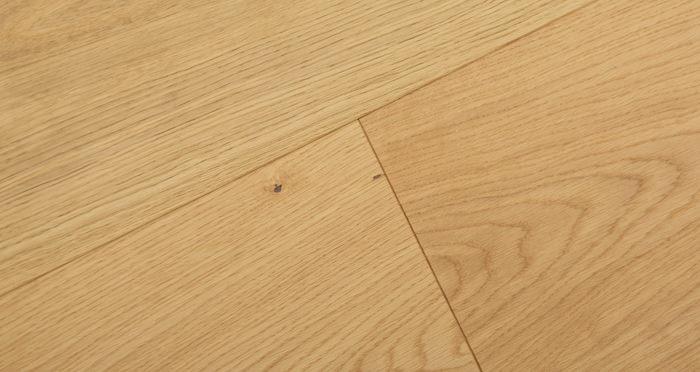 Supreme Natural Oak Brushed & Oiled Engineered Wood Flooring - Descriptive 4