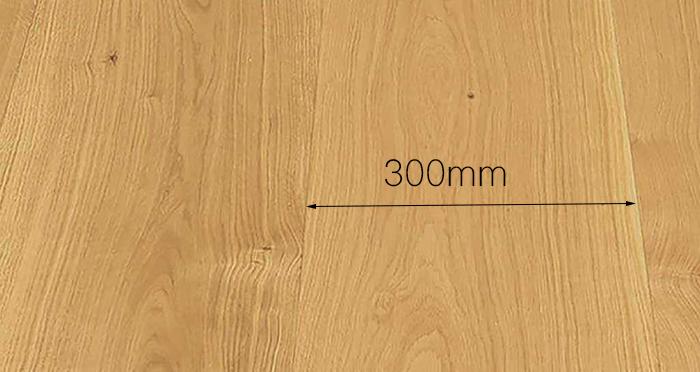 Supreme Natural Oak Brushed & Oiled Engineered Wood Flooring - Descriptive 7