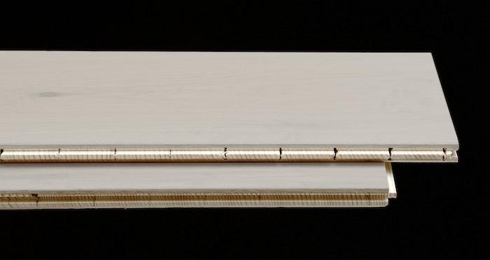 Prestige Herringbone Silk Grey Oak Oiled Engineered Wood Flooring - Descriptive 1