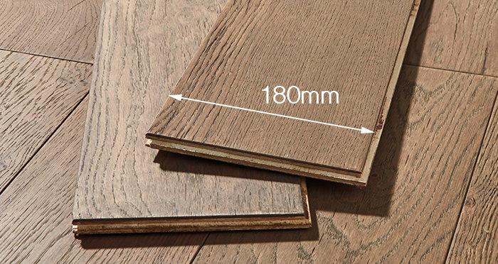 Manhattan Boathouse Oak Brushed & Oiled Engineered Wood Flooring - Descriptive 4