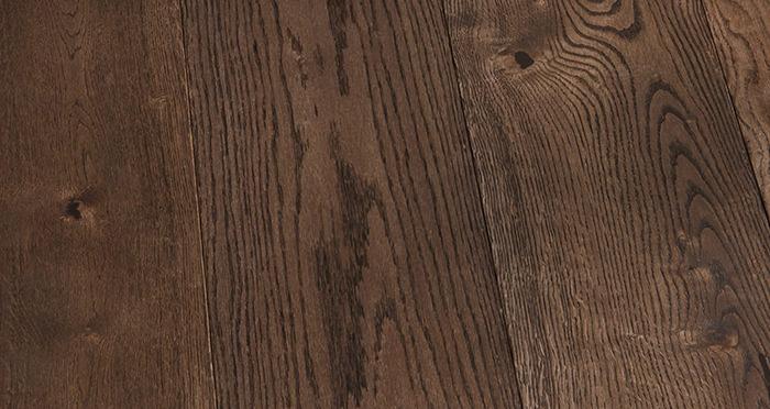 Prestige Espresso Oak Solid Wood Flooring - Descriptive 5