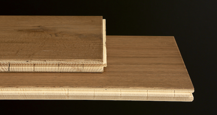 Supreme Georgian Oak Brushed & Oiled Engineered Wood Flooring - Descriptive 1