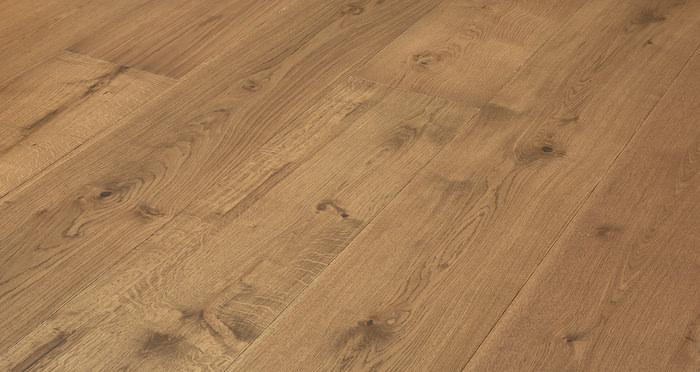 Supreme Georgian Oak Brushed & Oiled Engineered Wood Flooring - Descriptive 2