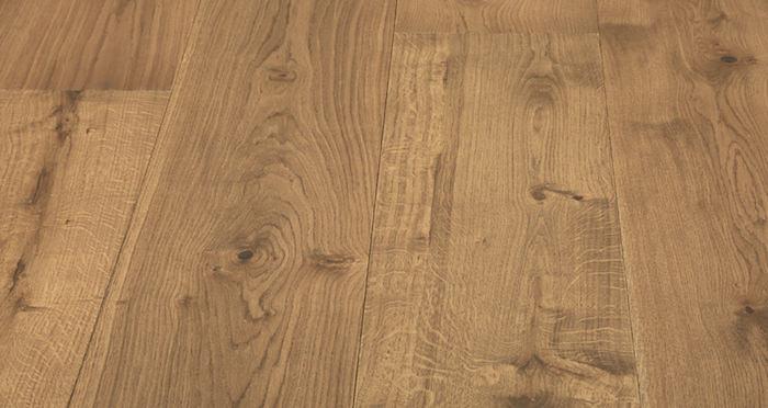 Supreme Georgian Oak Brushed & Oiled Engineered Wood Flooring - Descriptive 5