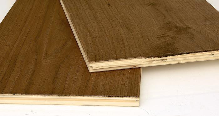 Supreme Georgian Oak Brushed & Oiled Engineered Wood Flooring - Descriptive 7