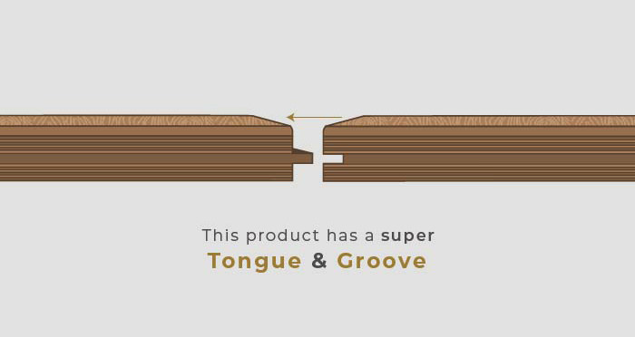 Luxury Golden Oak Solid Wood Flooring - Descriptive 7