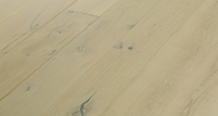 Riviera Almond Oak Brushed & Oiled Engineered Wood Flooring - Descriptive 5