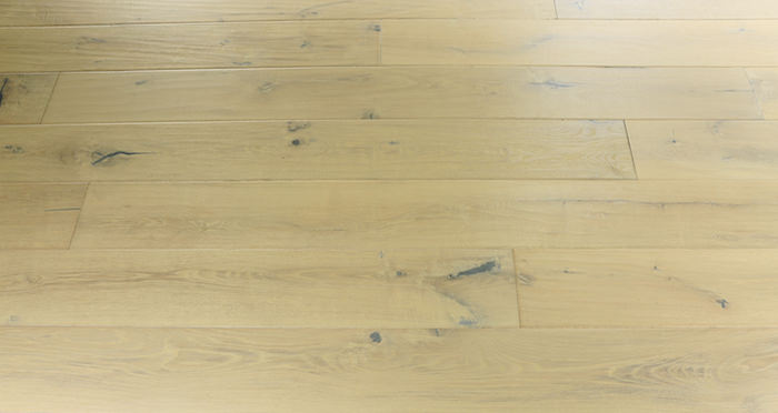 Riviera Almond Oak Brushed & Oiled Engineered Wood Flooring - Descriptive 6