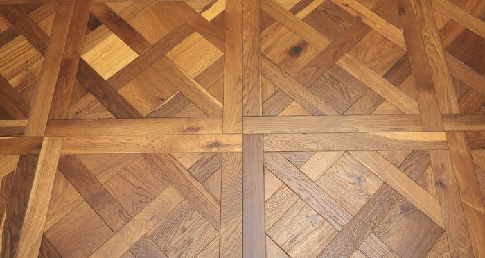 Rouen Chateau Smoked Oak Brushed & Oiled Engineered Wood Flooring - Descriptive 5