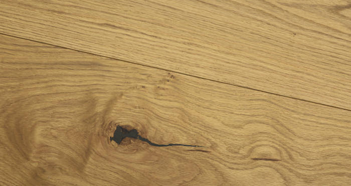 Grande Smoked Oak Brushed & Oiled Engineered Wood Flooring - Descriptive 3