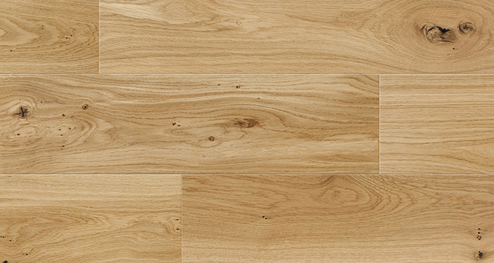 Trade Select 14mm x 130mm Natural Lacquered Engineered Wood Flooring - Descriptive 3