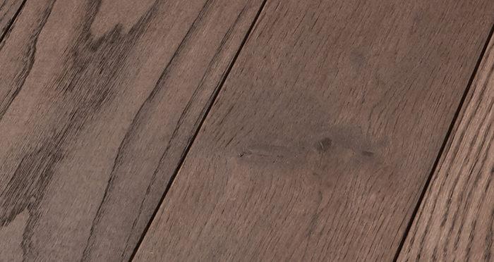 Deluxe Chocolate Oak Solid Wood Flooring - Descriptive 2