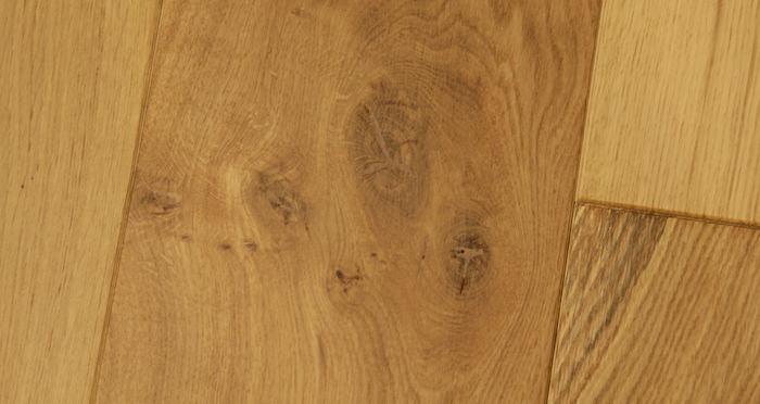 Imperial Oak Select Brushed & Oiled Engineered Wood Flooring - Descriptive 4