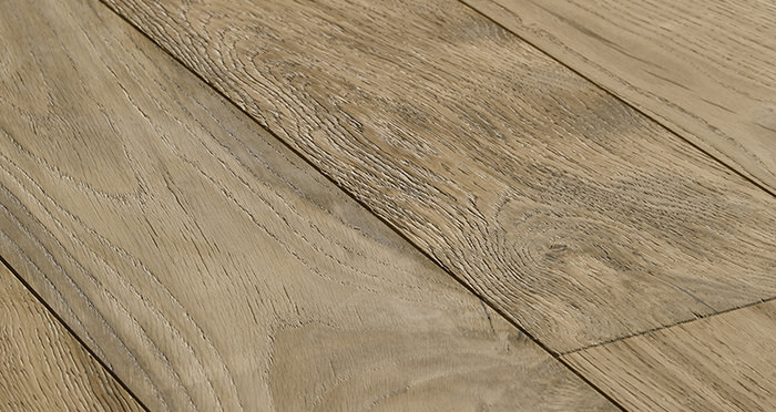 Loft Bavarian Oak Brushed Oiled & Smoked Engineered Wood Flooring - Descriptive 1