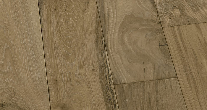 Loft Bavarian Oak Brushed Oiled & Smoked Engineered Wood Flooring - Descriptive 2