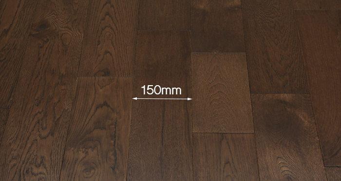 Loft Vintage Oak Brushed & Lacquered Engineered Wood Flooring - Descriptive 3