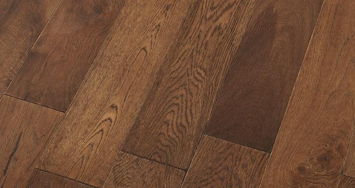 Loft Vintage Oak Brushed & Lacquered Engineered Wood Flooring - Descriptive 5