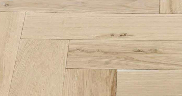 Unfinished Luxury Parquet Oak Solid Wood Flooring - Descriptive 5