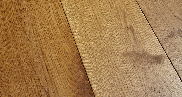 Prestige Cinnamon Oak Solid Wood Flooring - Descriptive 1