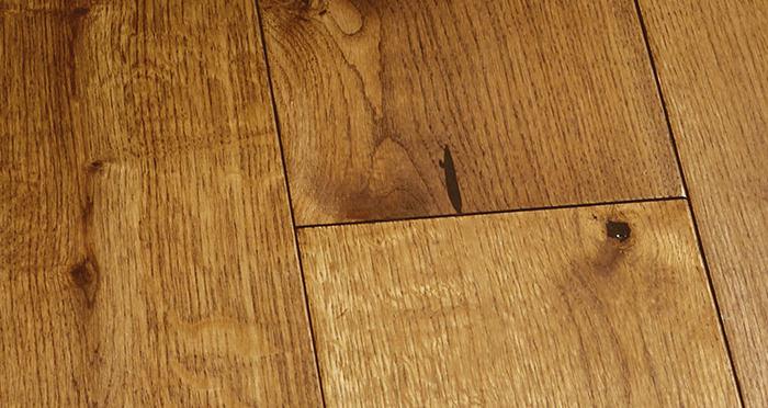 Prestige Cinnamon Oak Solid Wood Flooring - Descriptive 4