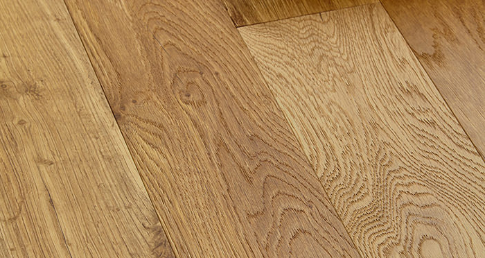 Studio Cottage Oak Brushed & Oiled Engineered Wood Flooring - Descriptive 1