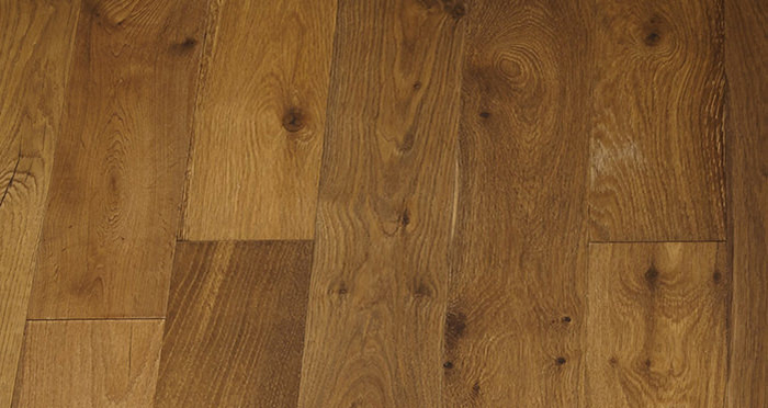 Studio Cottage Oak Brushed & Oiled Engineered Wood Flooring - Descriptive 6