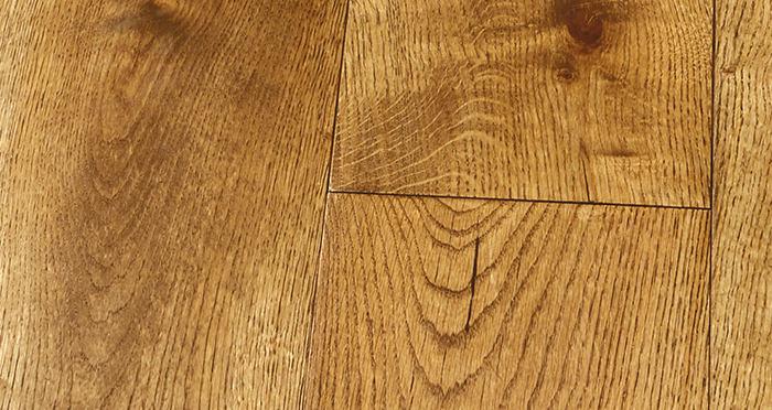 Prestige Georgian Oak Solid Wood Flooring - Descriptive 4