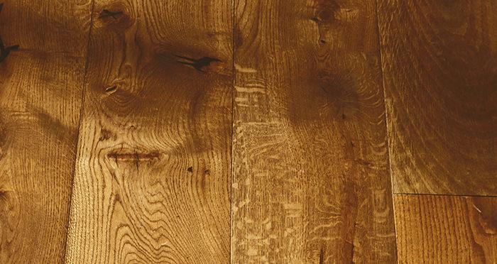 Prestige Georgian Oak Solid Wood Flooring - Descriptive 5