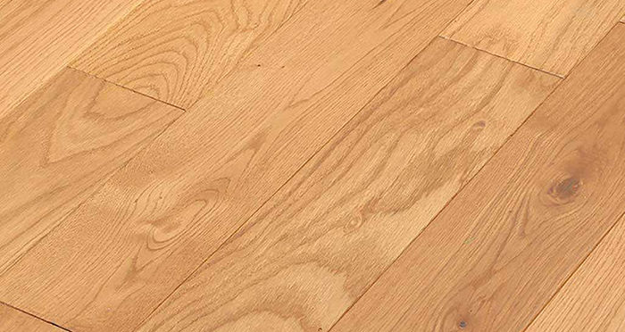 Golden Oak 125mm Oiled Solid Wood Flooring - Descriptive 6