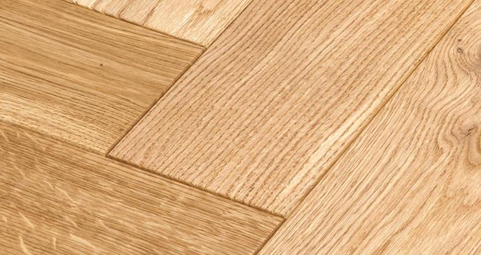 Luxury Parquet Natural Oiled Oak Solid Wood Flooring - Descriptive 5