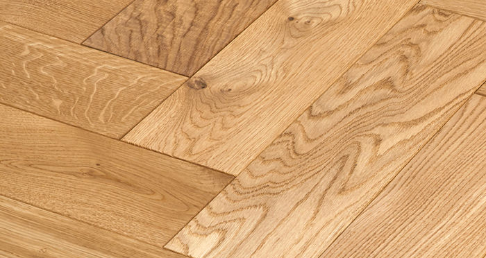 Luxury Parquet Natural Oiled Oak Solid Wood Flooring - Descriptive 6