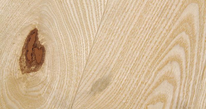 Natural Oiled Ash Solid Wood Flooring - Descriptive 2