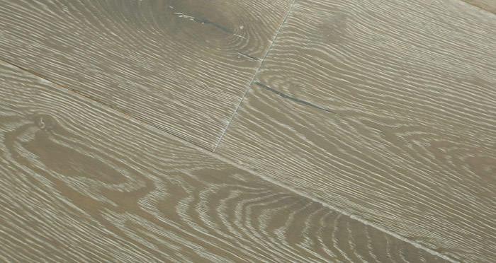 Calvados Grey Oak Brushed & Oiled Engineered Wood Flooring - Descriptive 4