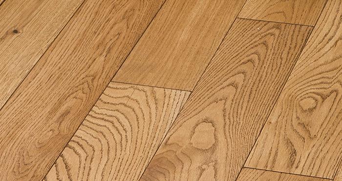 Deluxe Georgian Oak Solid Wood Flooring - Descriptive 4