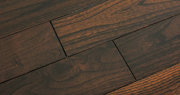 Imperial Teak Lacquered Solid Wood Flooring - Descriptive 4