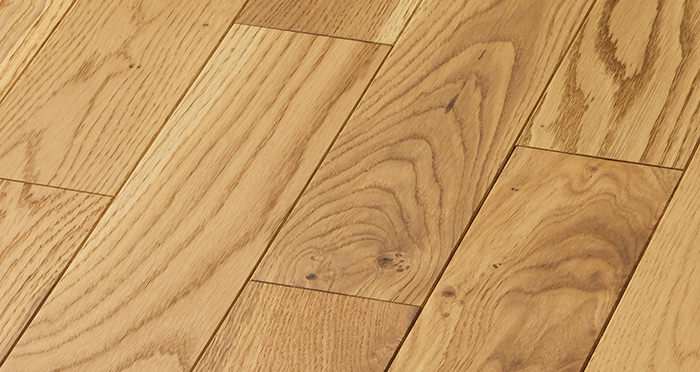 Smoked Oak 90mm Oiled Solid Wood Flooring - Descriptive 5
