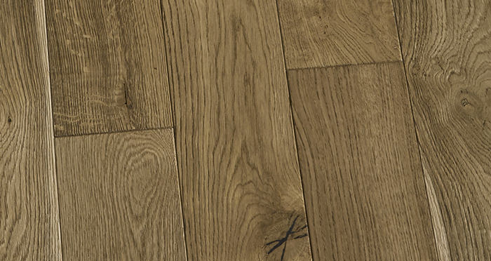 Penthouse Golden Smoked Oak Brushed & Lacquered Engineered Wood Flooring - Descriptive 5