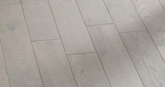Studio Slate Grey Brushed & Lacquered Engineered Wood Flooring - Descriptive 4