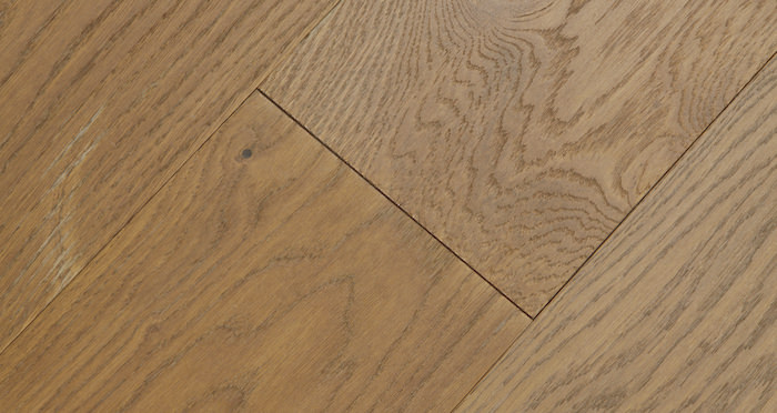 Smoked Clay Old French Oak Lacquered Engineered Wood Flooring - Descriptive 2
