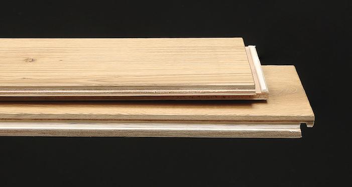 Natural Click Oak Brushed & Oiled 150mm Engineered Wood Flooring - Descriptive 1