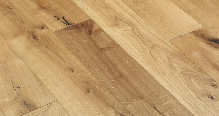 Natural Click Oak Brushed & Oiled 150mm Engineered Wood Flooring - Descriptive 6