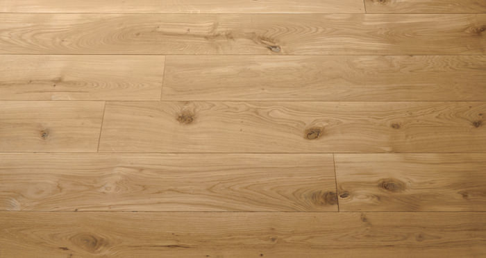 Supreme Unfinished Oak Solid Wood Flooring - Descriptive 4