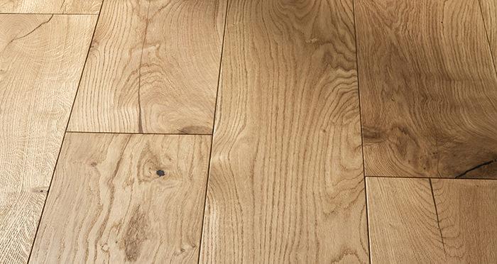 Mansion Natural Oak Brushed & Oiled Engineered Wood Flooring - Descriptive 2