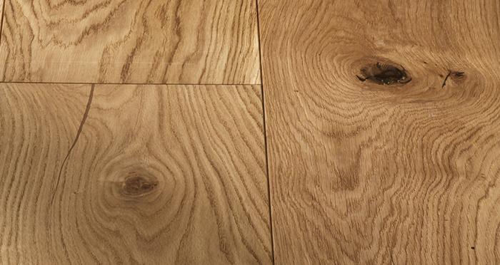 Mansion Natural Oak Brushed & Oiled Engineered Wood Flooring - Descriptive 3