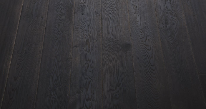 Midnight Old French Oak Super Matt Lacquered Engineered Wood Flooring - Descriptive 5