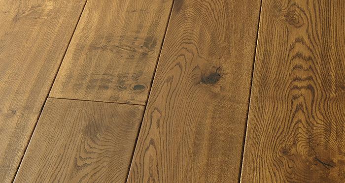 Grand Imperial Golden Oak Lacquered Engineered Wood Flooring - Descriptive 5