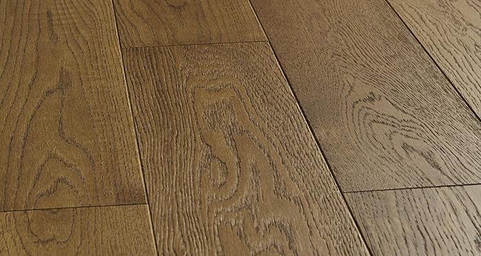 Studio Honeycomb Oak Brushed & Oiled Engineered Wood Flooring - Descriptive 1